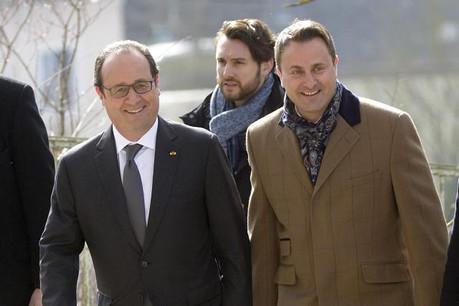 François Hollande était en visite officielle à Luxembourg en mars 2015. (Photo: Christophe Olinger / archives)