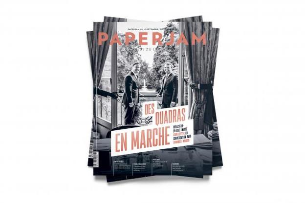 Paperjam Plus accompagne ce cahier principal, avec un focus sur les fonds d'investissement et un autre sur le workspace. (Photo: Maison Moderne)