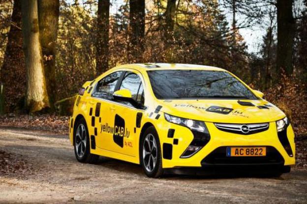 L'ACL lance ses YellowCabs sur le terrain de la mobilité. (photo: ACL)