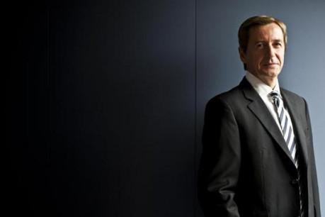 Yves Baguet - CIO, Clearstream (Photo: David Laurent/Wide)