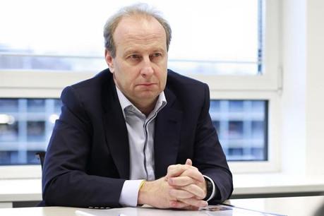 Dans l'attente de sortir de ses nombreux démêlés judiciaires, Yves Bouvier compte mener deux ou trois projets de freeport en Asie. (Photo: Paperjam.lu / archives)