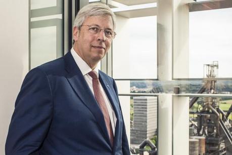 Yves Elsen connaît bien l'entreprise depuis quatre ans. (Photo: Mike Zenari / archives)
