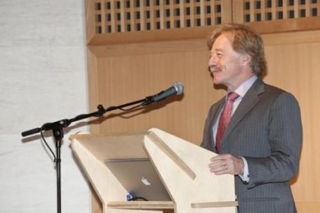 Yves Mersch est membre du directoire de la BCE. (Photo: archives paperJam)
