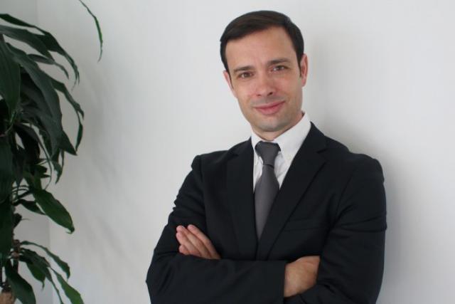 Xavier Schaeffer, le CEO de Zap. (Photo: ZAP)
