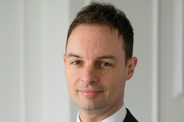 Le nouveau CFO de Kneip, Nick Yeates, sera basé à Londres. (Photo: Kneip)