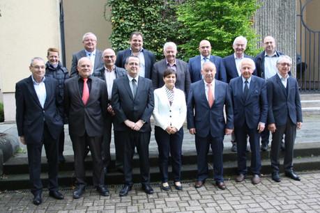 Le conseil d'administration de l'ULC a été désigné pour siéger au cours des trois prochaines années. (Photo: ULC)