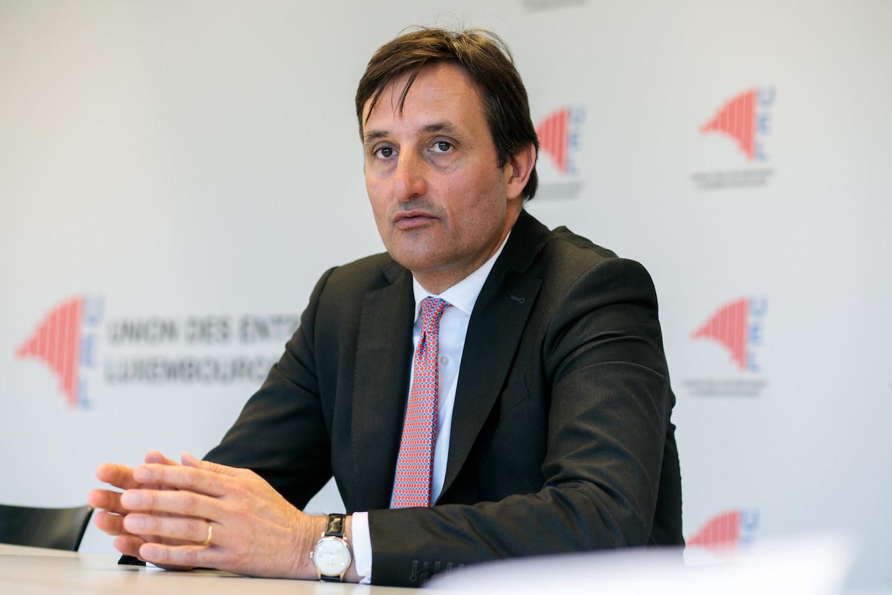 Pour le patron des patrons, relever l'impôt foncier au niveau de la moyenne européenne permettrait de dégager 600 millions d'euros de recettes pour les communes. (Photo: Paperjam)