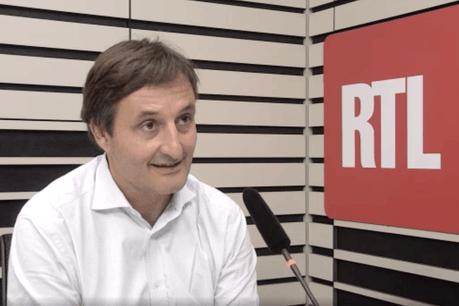 NicolasBuck attend un signal de la part du gouvernement suite à la proposition de l'UEL de faire évoluer les discussions autour du futur du marché du travail. (Photo: Capture d'écran / RTL)