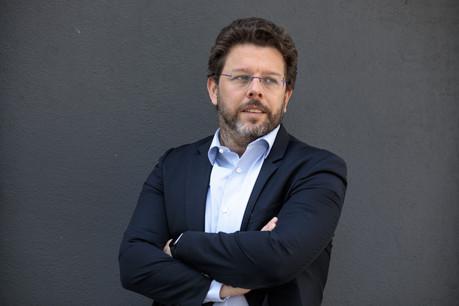 NicolasHenckes parle d'une période enrichissante à la CLC, mais souhaite retourner vers le patronat. (Photo: Matic Zorman/Maison Moderne)