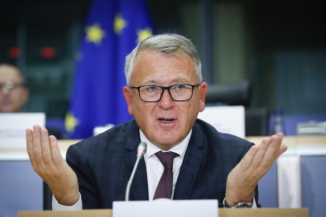 Nicolas Schmit a développé ses ambitions et répondu aux questions des députés durant trois heures. (Photo: European Union 2019 /Source: EP)