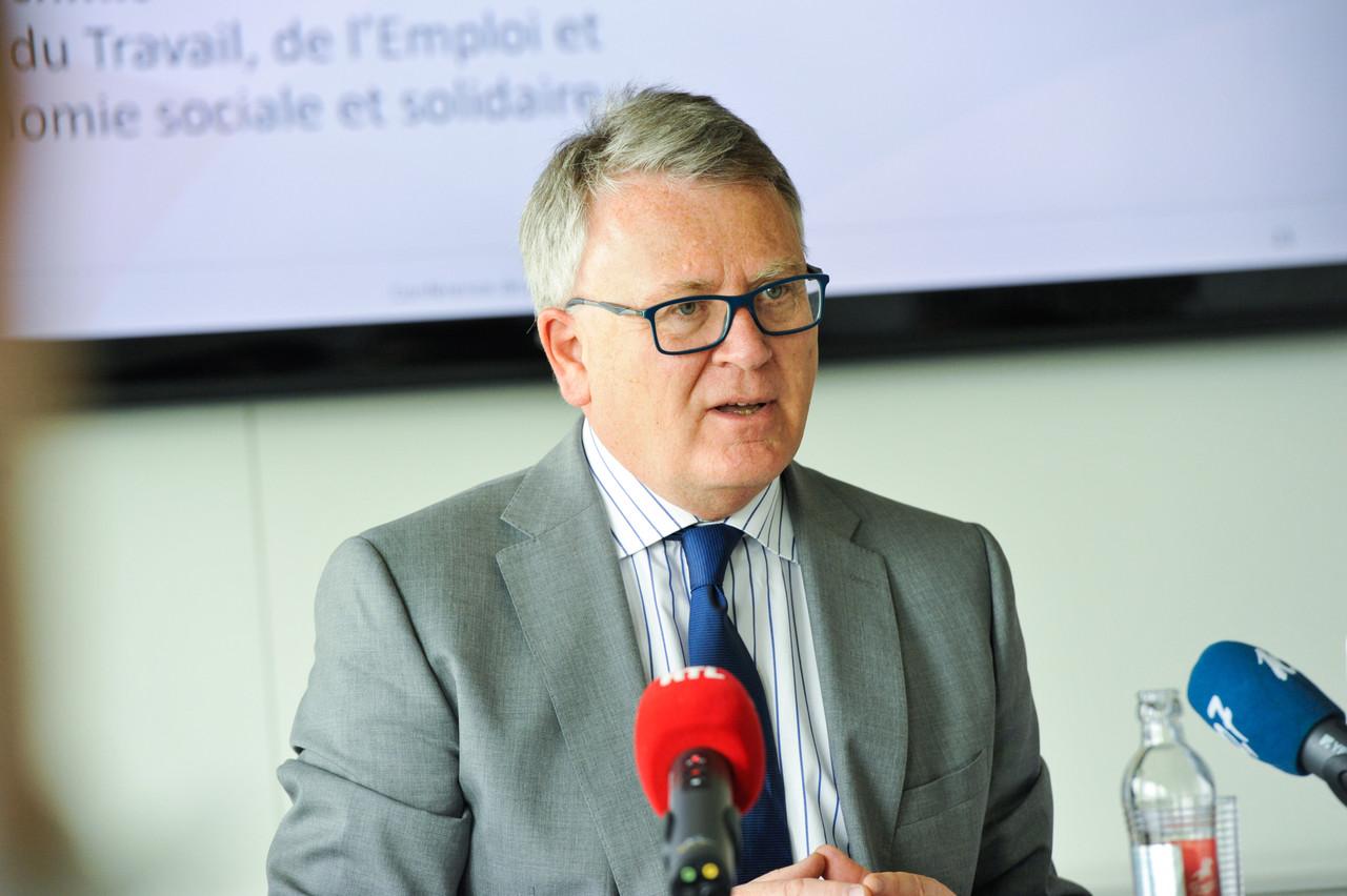 Nicolas Schmit sera donc bien présent sur les bancs de la Commission européenne, sous réserve de la confirmation du Conseil de l'UE. (Photo: LaLa La Photo/archives)