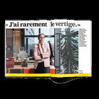 Interview de Sam Tanson ((Photo: Maison Moderne))