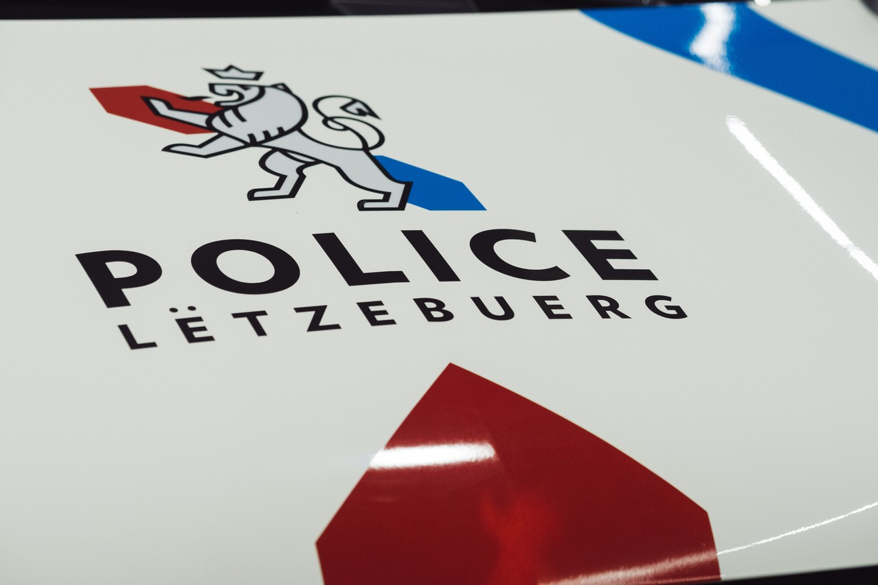 Illustrative photo of police logo Photo: Sebastien Goossens