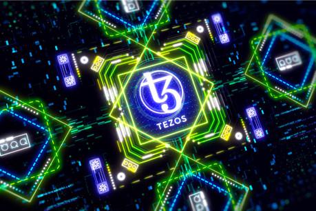 Les promoteurs français de la blockchain Tezos, Nomadic Labs, rejoignent Infrachain, tout comme Compellio. (Photo: Shutterstock)