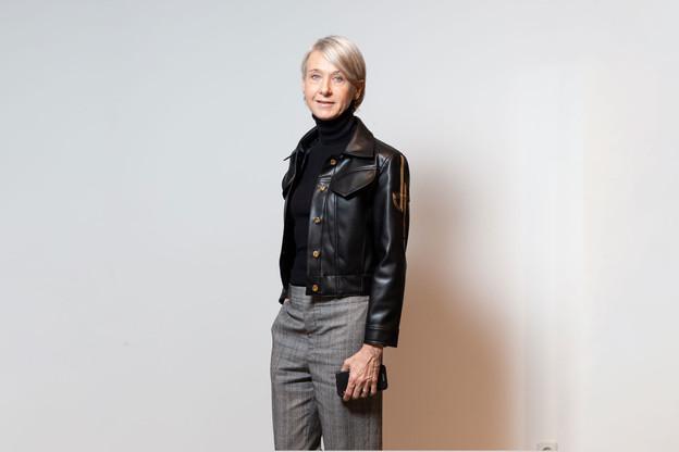 Carine Smets estime que ses compétiteurs sont partout dans le monde. (Photo: Julian Pierrot / Maison Moderne)