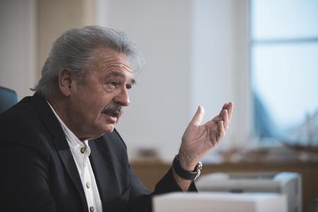 Le chef de la diplomatie depuis 15ans a mené avec succès la campagne de candidature du Luxembourg à un siège non permanent au Conseil de sécurité de l'Onu en 2012-2014 et vise maintenant le Conseil des droits de l'Homme – en parallèle à une nouvelle candidature au Conseil de sécurité en 2031-2032. (Photo : Jan Hanrion / Maison Moderne)