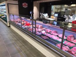 Parmi les nouveautés, Delhaize équipe les magasins de Bertrange et Alzingen en comptoirs. ((Photo: Delhaize))