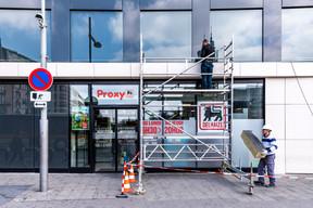 Delhaize développe notamment son format Proxy pour renforcer son maillage local au Luxembourg. ((Photo: Edouard Olszewski))
