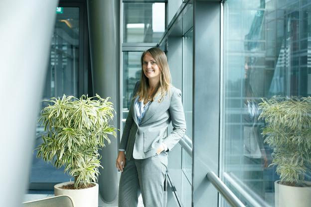 L'une des grandes missions de ProRSE, présidée par Morgane Haessler, est de professionnaliser la RSE. (Photo: Matic Zorman/Maison Moderne)