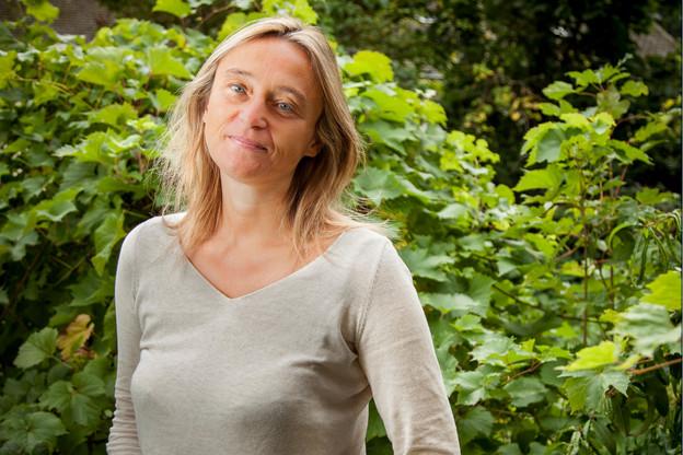 Blanche Weber, présidente du Mouvement écologique. (Photo: Julien Becker)