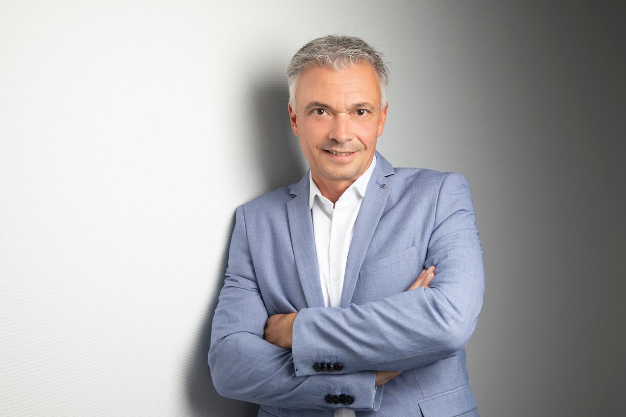 Alain Wagner prend la direction de l'entité L.S.C. Engineering S.A., membre de L.S.C. Engineering Group. (Studio Andrea)