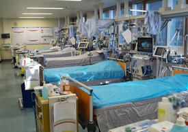 Deux salles de réanimation supplémentaires peuvent être aménagées pour accueillir un afflux de patients Covid, si besoin. ((Photo: HRS / Marc Glesener))