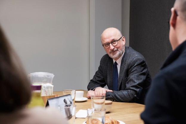 Pour l'ex-président du CES, Jean-JacquesRommes, il faudrait aller jusqu'à l'harmonisation pour les pays autour du Luxembourg, histoire de rendre la question du télétravail plus simple à aborder de manière globale. (Photo: Maison Moderne/archives)