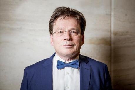 Serge Allegrezza: «Chaque année au Luxembourg, 3.500 entreprises voient le jour et environ 2.500 meurent. La durée de vie moyenne se situe autour de cinq ou six ans.» (Photo: Patricia Pitsch / Maison Moderne)
