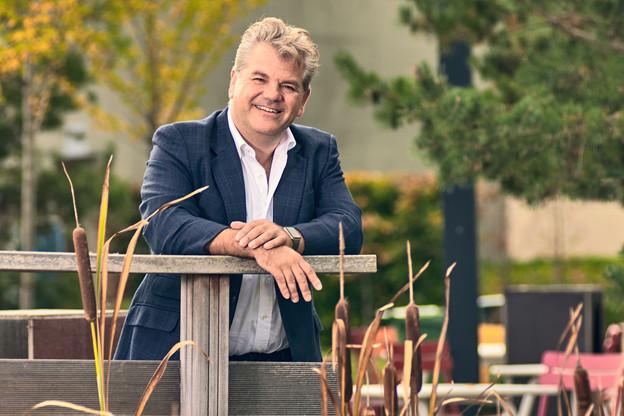 John Parkhouse, CEO de PwC, œuvre pour l'environnement à tous les niveaux de l'entreprise. (Photo: PwC)
