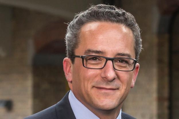 Bruno Hellemans: «Avec plus de 190 milliards de dollars d'actifs sous gestion, Pictet Asset Management est aujourd'hui l'un des principaux gestionnaires d'actifs indépendants en Europe.» (Photo: Frank Toussaint)