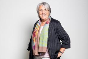 Marie-Jeanne Chèvremont aparticipé à un tournant important de la place financière en 1988. (Photo: Jan Hanrion / Maison Moderne)