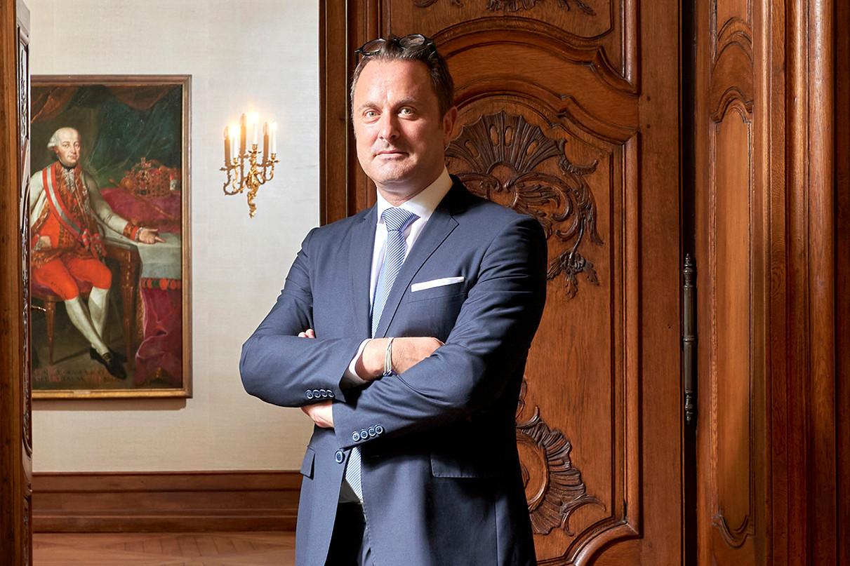 S'il estime que le Luxembourg s'est bien sorti de la crise jusque-là, Xavier Bettel veut en tirer un bilan une fois que le versement des aides aux entreprises, qui sont en phasing out, aura pris fin. (Photo: Andrés Lejona/Maison Moderne)