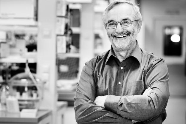 Ce généticien allemand a créé le Luxembourg Centre for Systems Biomedicine il y a 10ans. Légende (Photo: Fondateur)