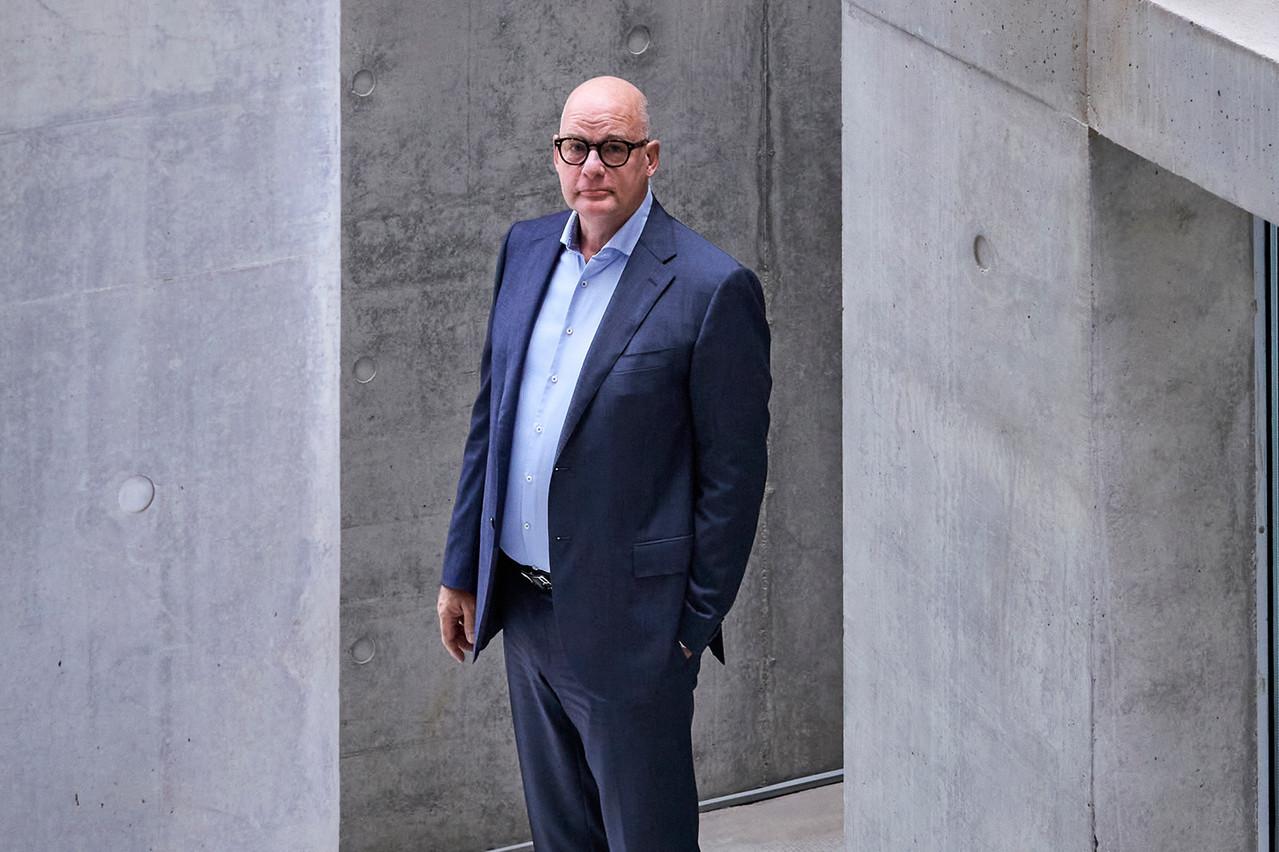 Jacques Brauch plaide pour une nouvelle approche urbanistique de la part des communes. (Photo: Andrés Lejona/Maison Moderne)