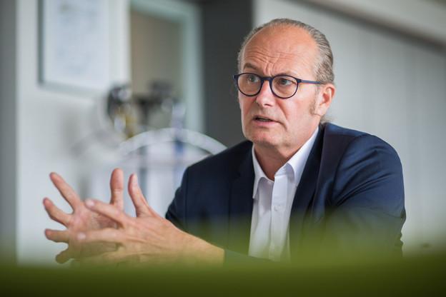 Le ministre de l'Énergie, ClaudeTurmes, a réagi mercredi soir sur le plateau de RTL aux critiques contre la politique climatique du gouvernement, notamment celles émises par le GPL. (Photo: Matic Zorman/Archives)