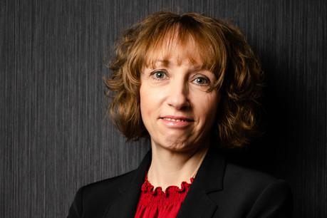 Fabienne Steffen:«Un acteur social dans un business club, ce n'est pas banal.» (Photo: www.levygraphie.lu)