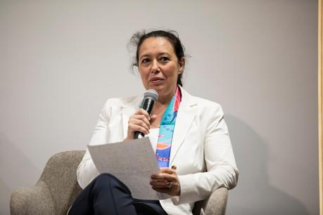 Isabel Wiseler-Lima (en photo lors d'un événement en 2019) est l'une des eurodéputées visées par les sanctions en raison de son appartenance à la sous-commission des droits de l'Homme du Parlement européen. (Photo: Jan Hanrion / archives Maison Moderne)