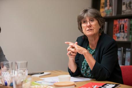 La présidente de l'Asti, LauraZuccoli, considère que le droit de vote des étrangers reste un point crucial pour permettre l'adoption des réformes législatives nécessaires à l'évolution de la société luxembourgeoise. (Photo: Jan Hanrion / Maison Moderne)