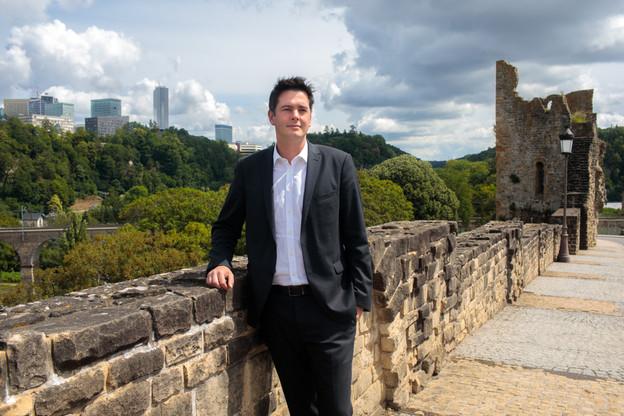 Lex Delles, ministre du Tourisme. (Photo: Matic Zorman / Maison Moderne)