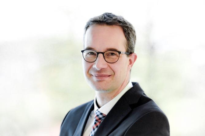 Pascal Rogiest: «Nous sommes heureux de voir que la pertinence de nos solutions fait mouche, puisque nous répondons à un besoin qui est là au niveau des sociétés.» (Photo: Luxtrust)