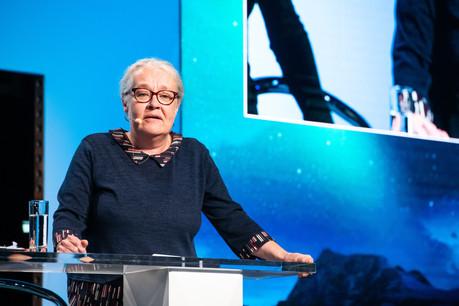 Anne Contreras-Muller travaille depuis longtemps déjà sur des projets de microfinance au Luxembourg. (Photo: LaLa La Photo/archives)