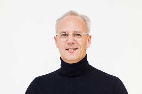 Jérôme Wittamer est lefondateur d'Expon Capital. (Photo: Jan Hanrion / archives Maison Moderne)