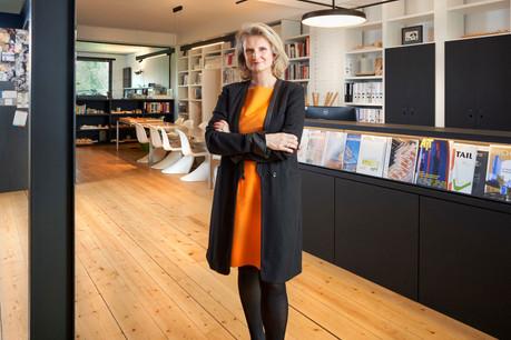 Tatiana Fabeck réfléchit à de nouvelles conceptions de l'espace bâti dans une société post-Covid, mais également afin de favoriser une mobilité douce. (Photo: Andrés Lejona / Maison Moderne)