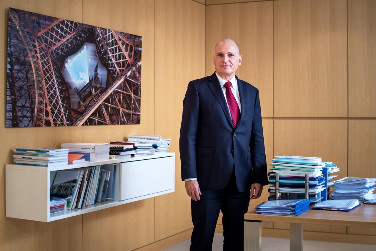 Dr Romain Nati:«Rester à la maison, c'est essayer de ne pas créer de nouvelles infections» (Photo: Nader Ghavami)