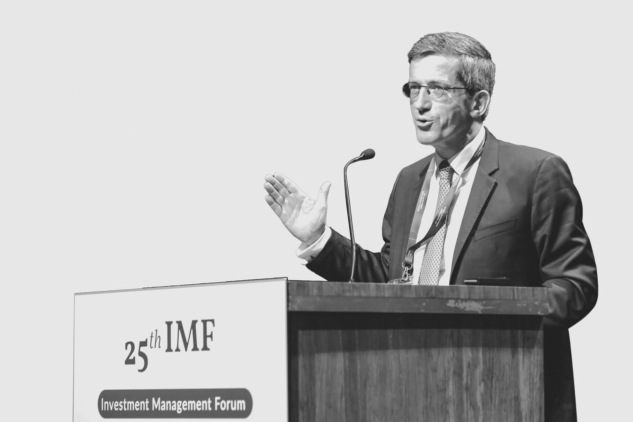 Tanguy van de Werve: «Le secteur de la gestion de fonds, dans son ensemble, est gagnant dans la stricte mesure où il a fait preuve jusqu'à présent de sa capacité à gérer un nombre très élevé de rachats.» (Photo: Efama)