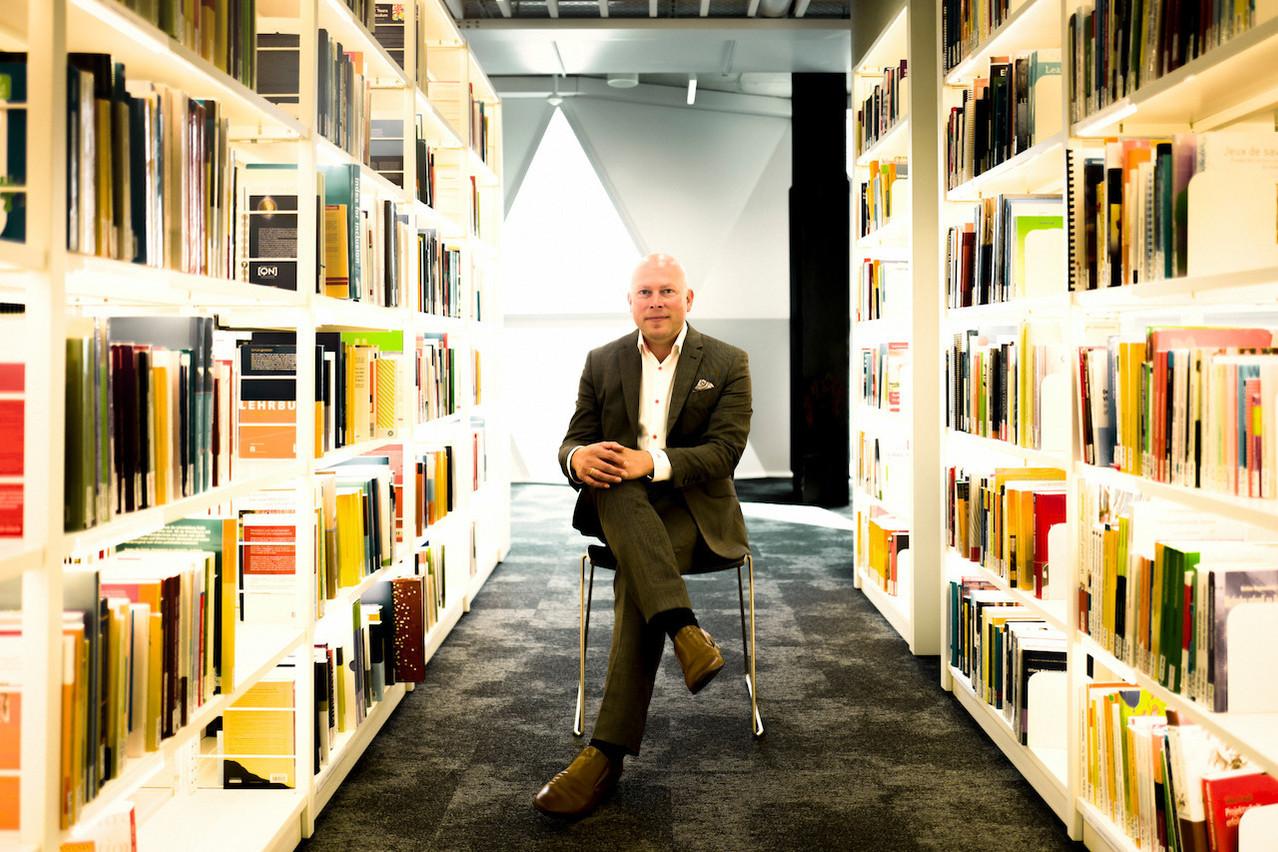 StéphanePallage met en avant l'interdisciplinarité pour mieux servir la société. (Photo: Gaël Lesure / archives Maison Moderne)