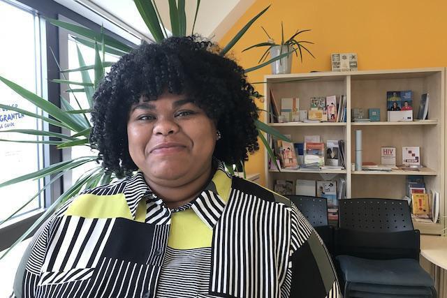 Viviane Lima, chargée du pôle de lutte contre les violences sexuelles du Cesas. (Photo: Delano)