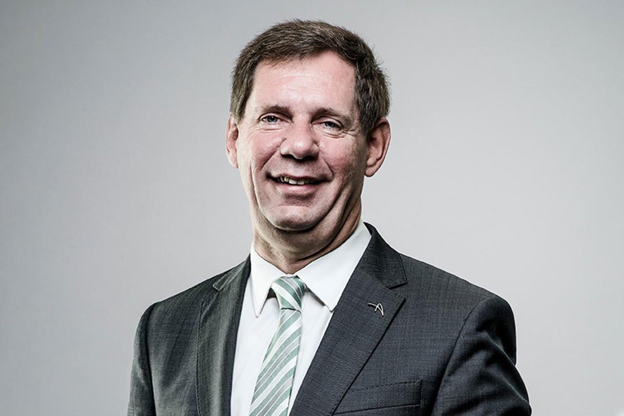 À 53 ans, Geert Van Poelvoorde endosse la responsabilité de tout le groupe ArcelorMittal en Europe. (Photo: ArcelorMittal)