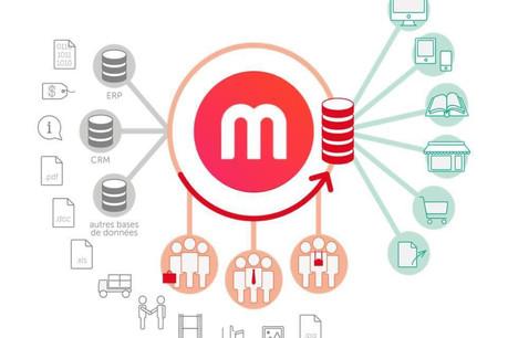 Maps System est un système de gestion de données, du fabricant au client, pour les géants du commerce, du tourisme et de l'industrie. En pleine croissance, la start-up a augmenté son chiffre d'affaires de 25% cette année. (Visuel: Maps)