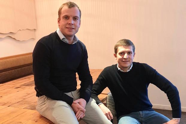 Nicolas et Arthur Lhoist ont décidé de mettre leur savoir-faire en commun pour proposer de nouvelles offres culinaires et festives, en visant toujours plus de plaisir et de responsabilité environnementale. (Photo: bepublic.be)